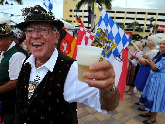 Port St. Lucie and the German American Club of the