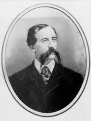 Leonard Jerome, Winston Churchill's American grandfather.