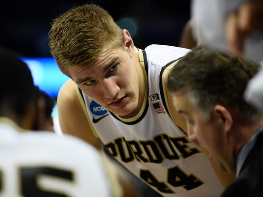 Without A.J. Hammons, Isaac Haas' role will undoubtedly increase next season.