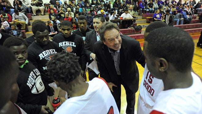 North Caddo coach Ron Meikle guided his team to a second straight Top 28 appearance.