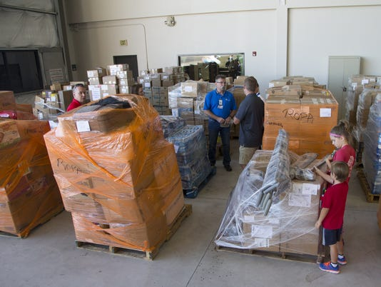 Arizona groups send supplies to Mexico after earthquake