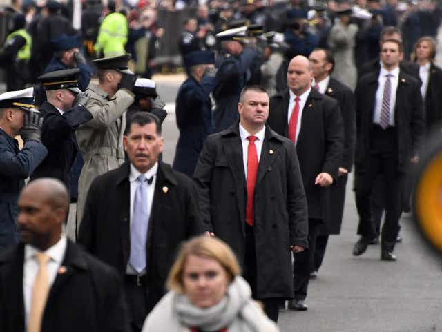 Donald Trump Travel Family Depletes Secret Service Funds For Agents