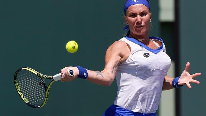 Multiple Grand Slam champion Svetlana Kuznetsova has committed to play in the Louisville International Open.