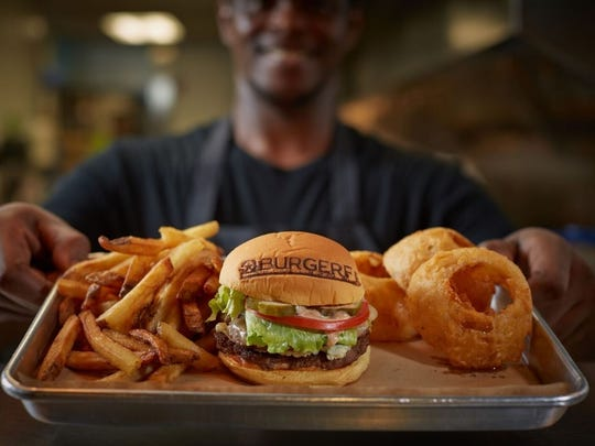 BurgerFi began in Florida in 2011 and has grown to almost 100 locations from coast to coast. The chain prides itself on 100% natural, hormone-free, antiobiotic-free, angus beef (and offers a custom veggie patty and the plant-based Beyond Burger).