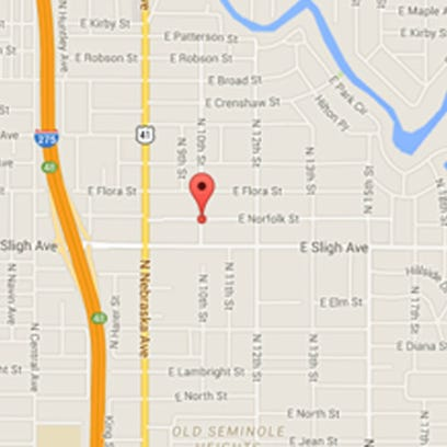 Tampa police are investigating a triple shooting  Friday