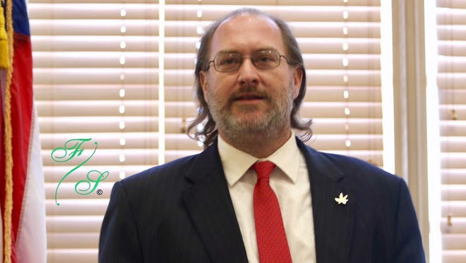 Tom Donovan is a Delaware attorney who sat on the Adult Use Cannabis Task Force.