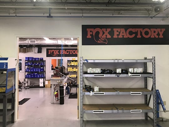 Fox Factory Holding Corp. has opened its east coast