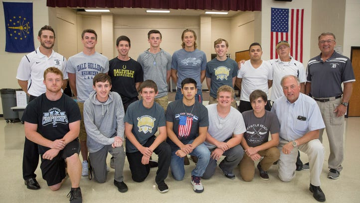 Daleville names State Baseball team Citizen of the Year