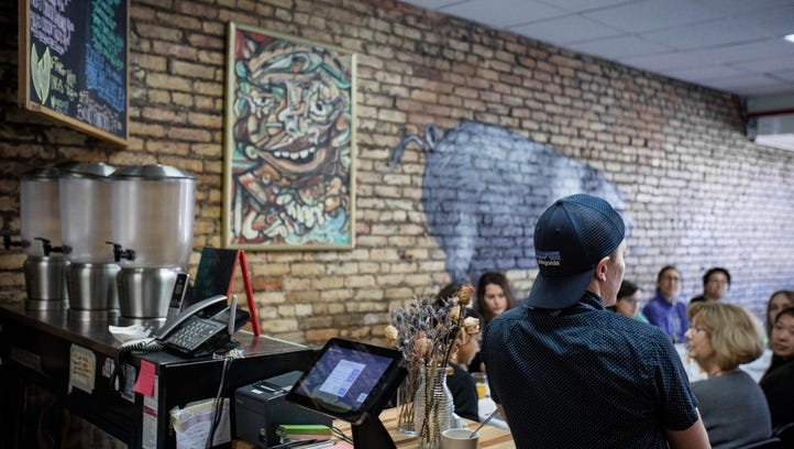 Lansing artists and others embracing pop-up businesses