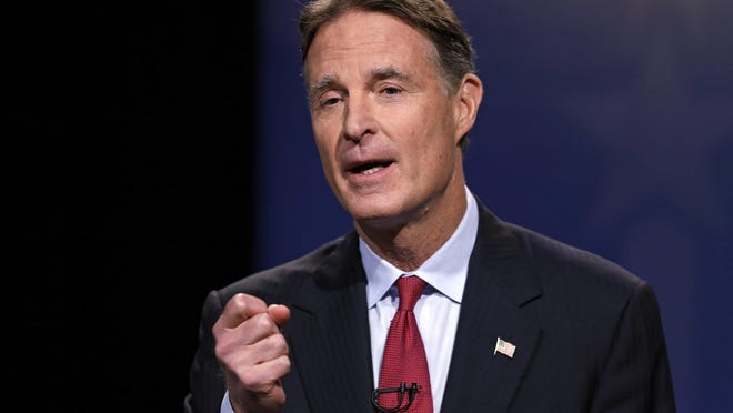Democrat Evan Bayh