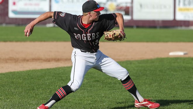 Logan Ratcliff had hoped to help the Rogers High School baseball team repeat as Division III champions.