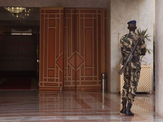 AP SENEGAL WEST AFRICA TERRORISM I SEN