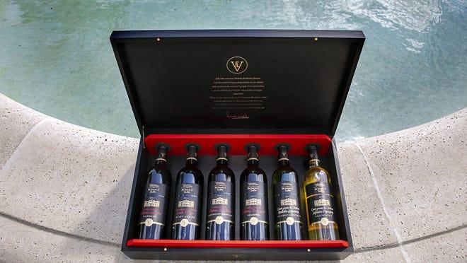 Francois-Louis Vuitton Private Collection Black Box retails for $1,150.