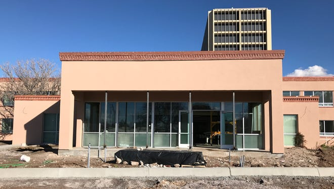 La Clinica de Familia's Cervantes Complex remains a construction zone, but it is coming closer to completion, and the health provider has gotten the final funds to complete the project.