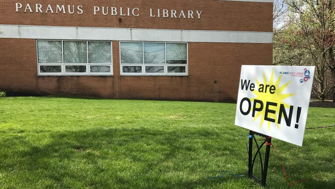 The Paramus Public Library reopened on Wednesday after months of being closed for renovations.