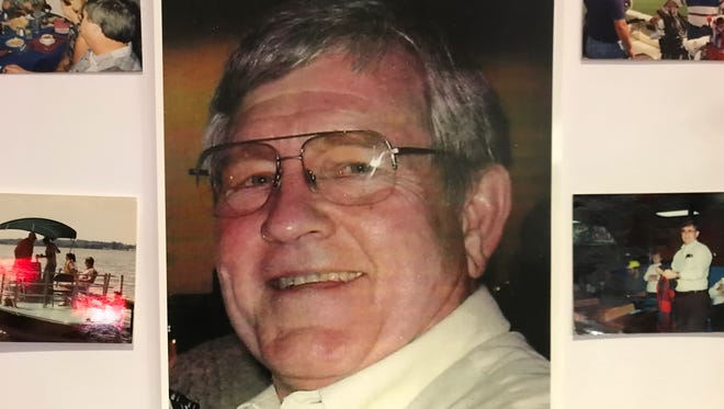 Family and friends celebrated the life of Park Lanes owner Jim Penick, who died Jan. 22.
