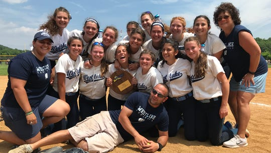 Westlake claimed its first-ever regional softball championship