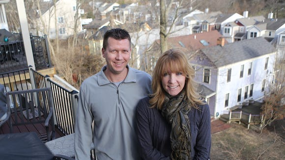 Scott and Katy Boese say their city tax abatement was critical to their ability to afford their Columbia Tusculum home.