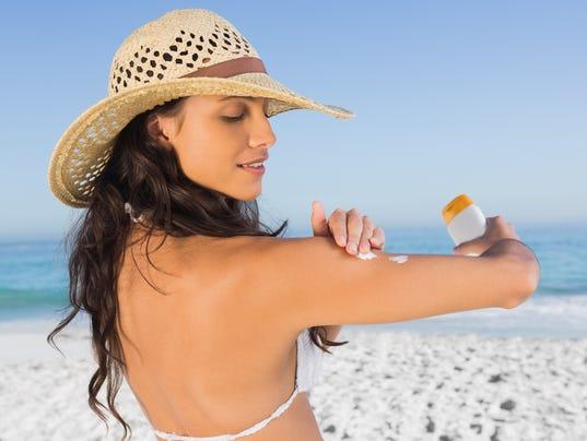Report Some Spf 50 Sunscreens Really Spf 8