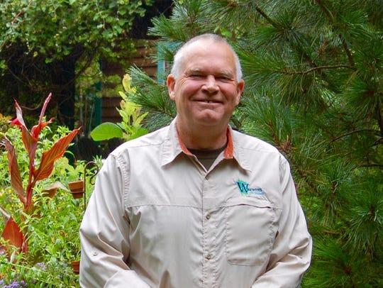 Bill Reichenbach, arborist with Wachtel Tree Science,