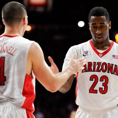 Arizona Wildcats forward Rondae Hollis-Jefferson (23)