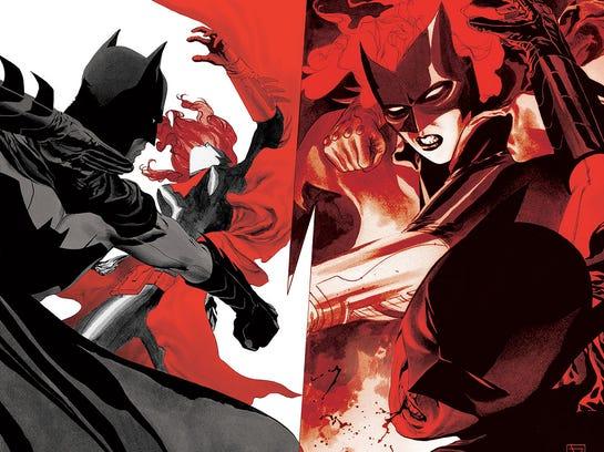 Batwoman Batman