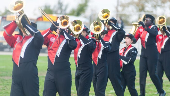 Vineland High School musicians, including members of the Marching Clan, are set to perform in several concerts during December.