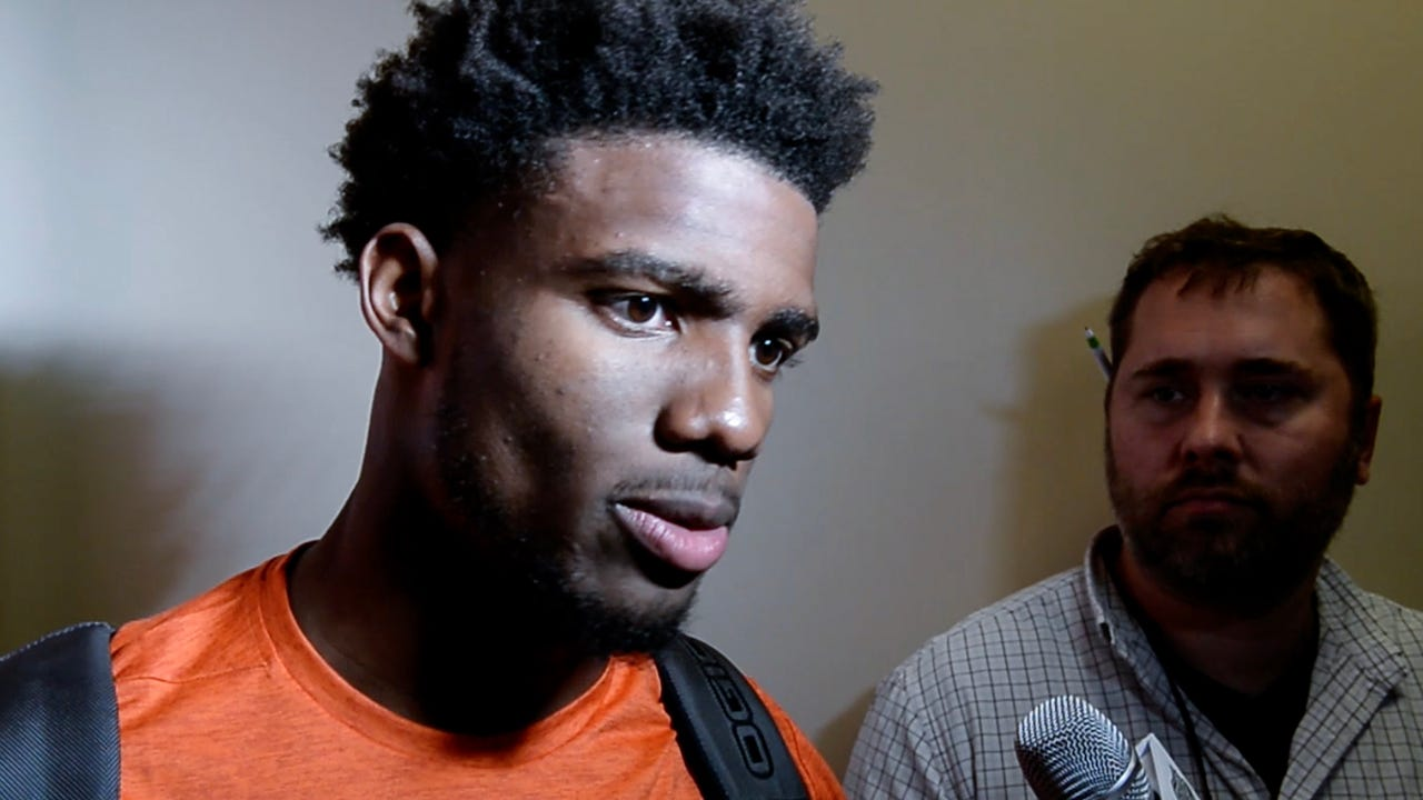 Kelly Bryant after Kent State game