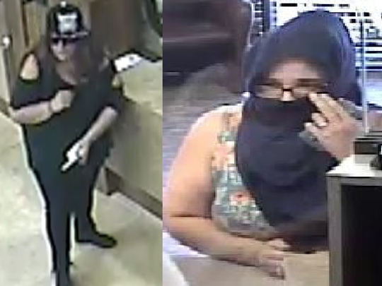 "The FBI is reaching out to the public for help in finding a bank robber whom officials have nicknamed the ""Grimace Bandit."""