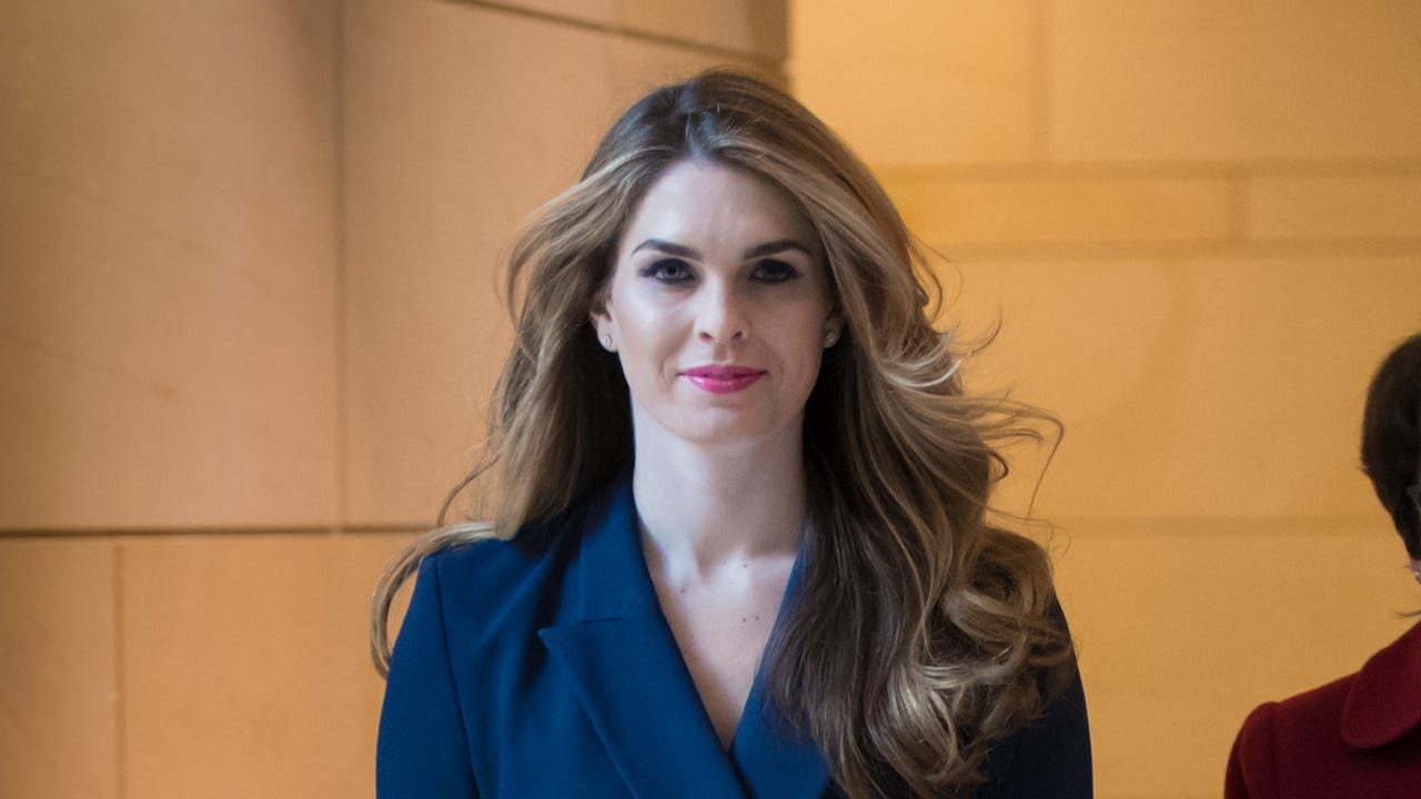A new report find the Republican National Committee has paid nearly half a million dollars to a law firm representing Hope Hicks and others involved in the ongoing Russia probe. Nathan Rousseau Smith has the story.