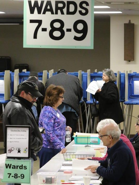 Hales Corners spring election