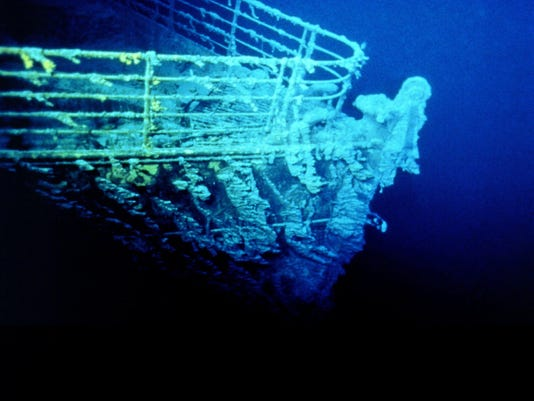 DISCOVERY CHANNEL TITANIC