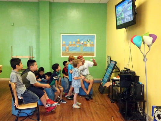 Boys Girls Club Opens In Lower Valley Column