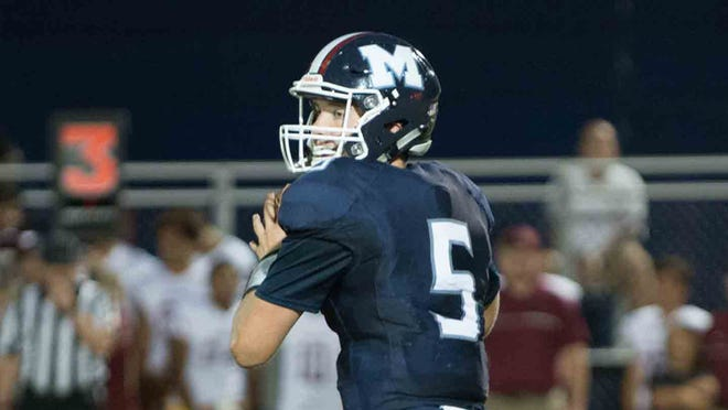 Marietta (Ga.) junior quarterback Harrison Bailey will announce his verbal commitment on Thursday. He's expected to choose between Tennessee and Michigan.