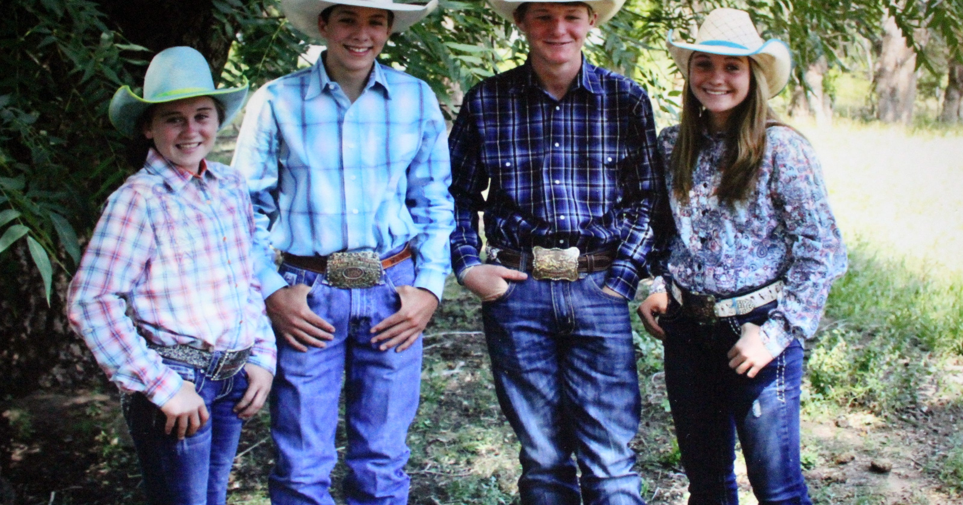 Rodeo Tularosa Youth Set To Compete At National Junior