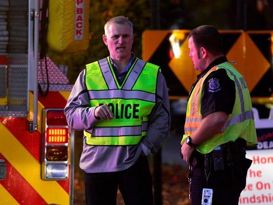 Crash ends police chase
