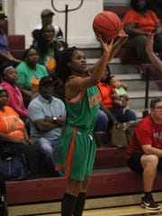 Lora Harris and FAMU DRS beat NFC 50-49 in a Region