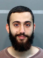 This April 2015 booking photo released by the Hamilton