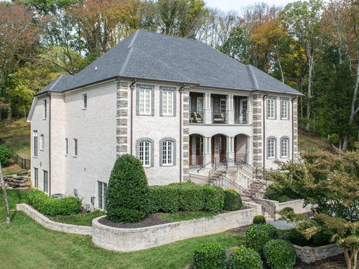 """New Tennessee Titan Michael Oher of """"The Blind Side"""" fame has purchased a home in Brentwood."""