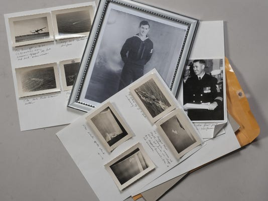 WWII End Memories-Barron