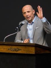 Democratic gubernatorial candidate David Garcia's campaign