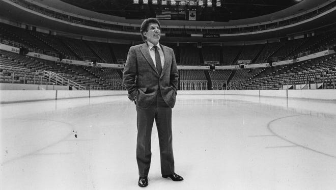 Red Wings owner Mike Ilitch has made his presence felt, unlike previous owner, Bruce Norris,who conducted the team's business from afar.