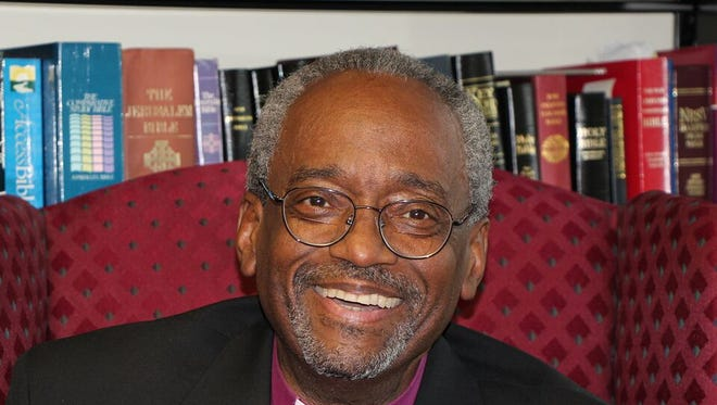 The Most Rev.-Michael Bruce Curry