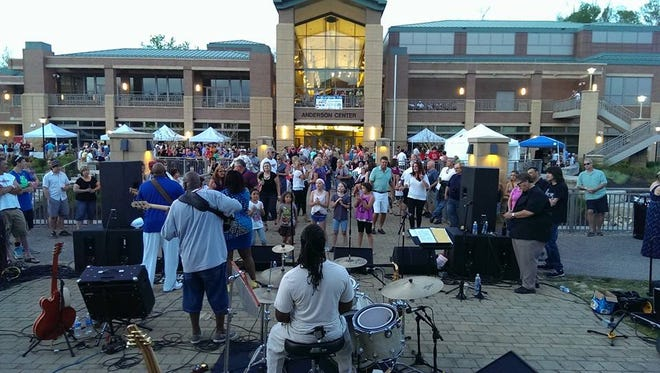 Party on the Plaza returns for its 9th season in Anderson Township.