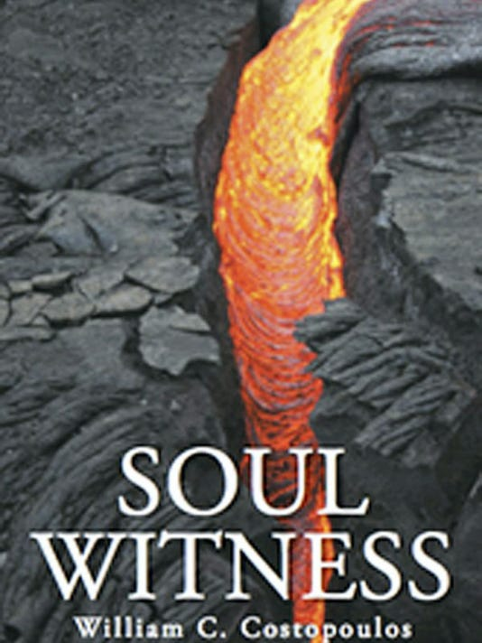 """Soul Witness"" is the sixth novel by York County attorney William Costopoulos."