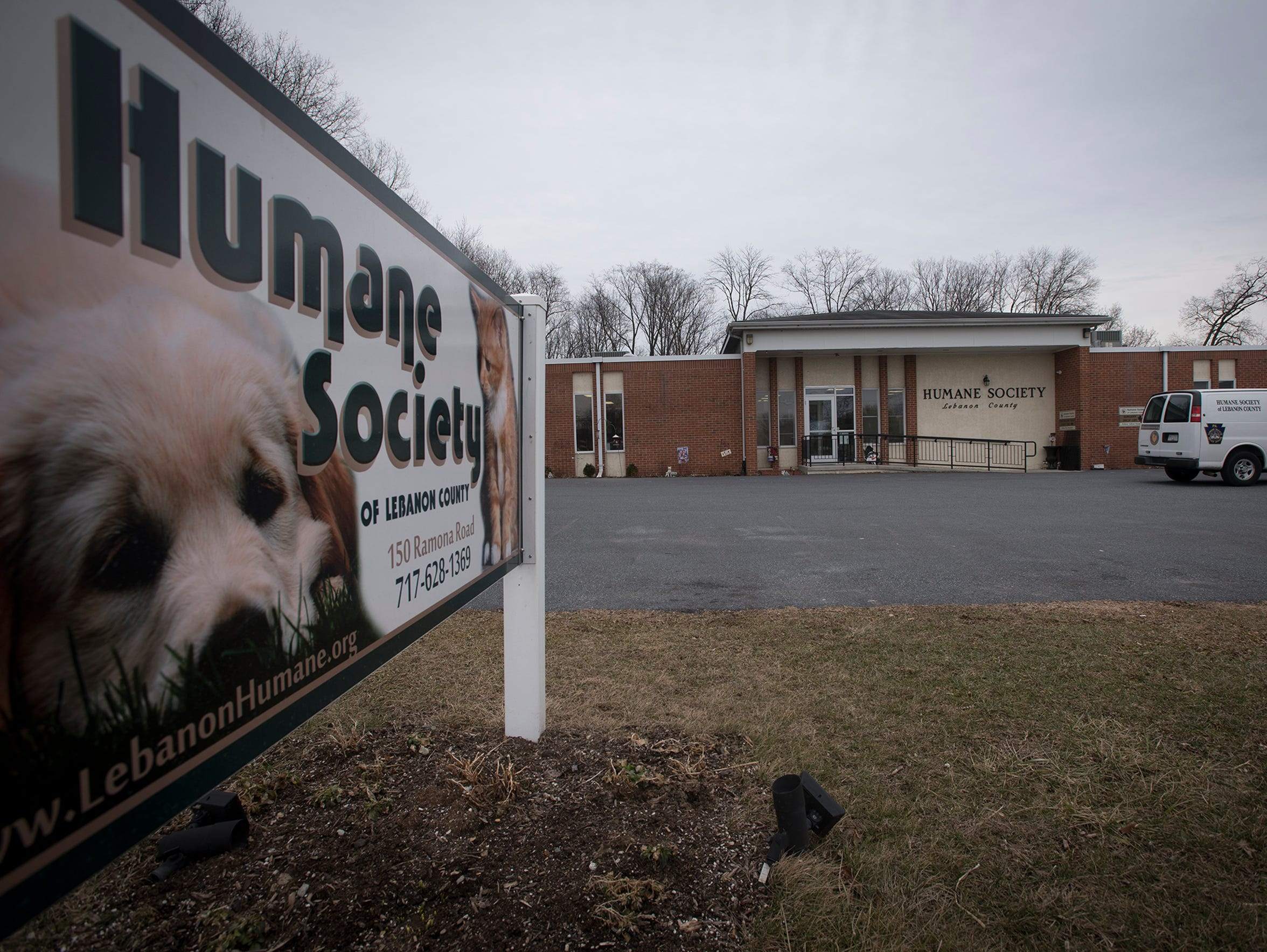 The Humane Society of Lebanon County.