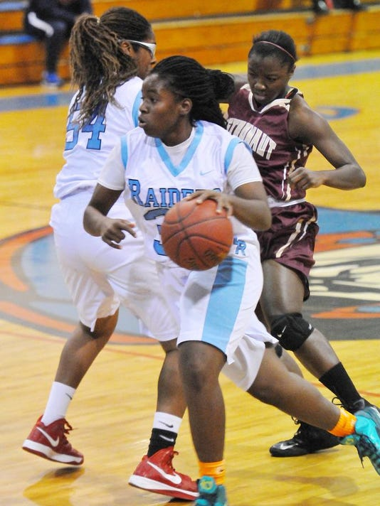 ROCKLEDGE VS ASTRONAUT GIRLS BASKETBALL