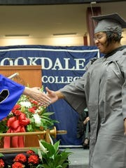Graduation at Brookdale Community College