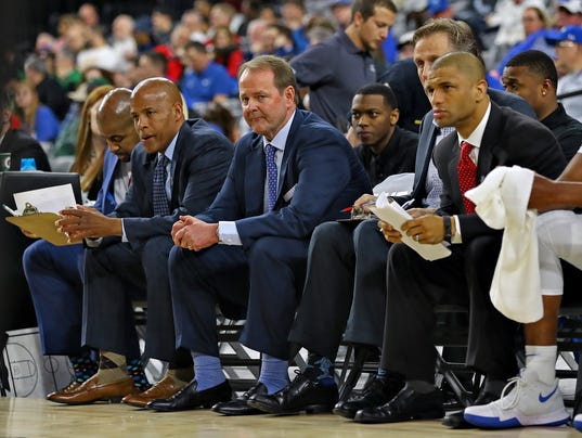 MTSU coaching staff southern miss c-usa