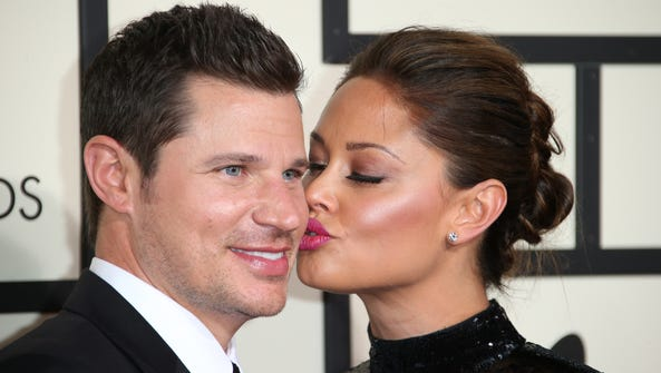 Will spouses Nick Lachey and Vanessa Lachey be this